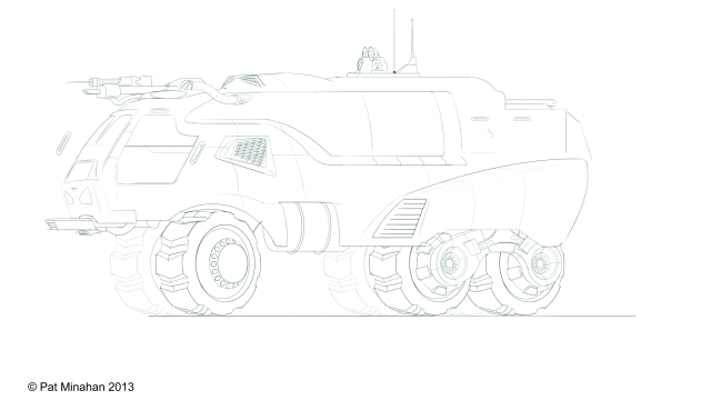 CFA Firetruck