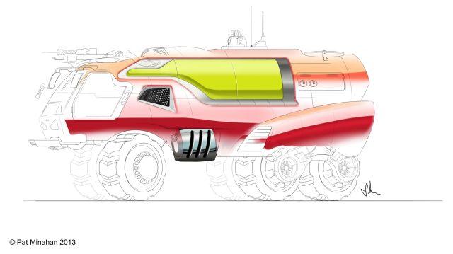 CFA Firetruck 9